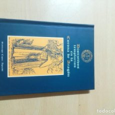 Libros de segunda mano: DISTINTIVOS TEMPLARIOS EN LA CORONA DE ARAGON / SANTIAGO CAPUZ AGUADE / ARAGON BOIRA IBERCAJA / ALL4. Lote 289903003