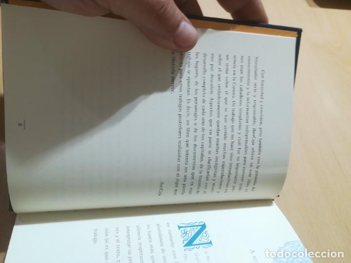 Libros de segunda mano: DISTINTIVOS TEMPLARIOS EN LA CORONA DE ARAGON / SANTIAGO CAPUZ AGUADE / ARAGON BOIRA IBERCAJA / ALL4 - Foto 11 - 289903003