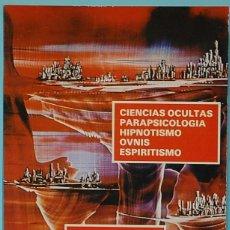 Libros de segunda mano: NUESTRO MISTERIOSO MUNDO Nº 5. REVISTA KARMA.7. NUMEROS 78, 79, 80, 81. AÑO 1979. Lote 290037438