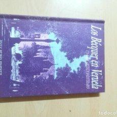 Libros de segunda mano: LOS BECQUER EN VERUELA / JESUS RUBIO JIMENEZ / ARAGON BOIRA IBERCAJA / ALL41. Lote 290063813