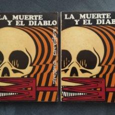 Libros de segunda mano: POMPEU GENER - LA MUERTE Y EL DIABLO (1978) - EDITORIAL J.S.. Lote 290096358