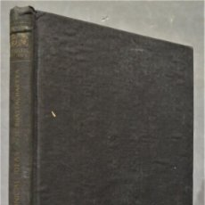 Libros de segunda mano: HISTORY OF INDIAN COSMOGONICAL IDEAS. Lote 290105408