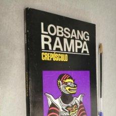 Libros de segunda mano: CREPÚSCULO / LOBSANG RAMPA / EDITORIAL TROQUEL - BUENOS AIRES 1975. Lote 290110538