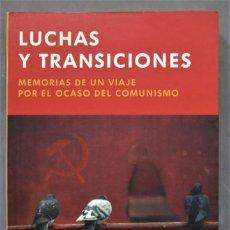 Libros de segunda mano: LUCHAS Y TRANSICIONES. MANUEL AZCÁRATE. Lote 290117498