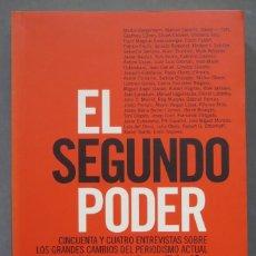 Libros de segunda mano: EL SEGUNDO PODER. MARGARITA RIVIERE. Lote 290117553
