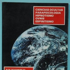Libros de segunda mano: NUESTRO MISTERIOSO MUNDO. Nº 13. REVISTA KARMA 7. NÚMEROS 87,88,89, 91. AÑO 1979. Lote 290134868