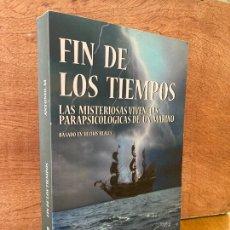 Livros em segunda mão: ¡¡LIQUIDACION!! - FIN DE LOS TIEMPOS (BASADO EN HECHOS REALES) - ANTONIO. M - EDITORIAL AUTOPUBLISH. Lote 290920743