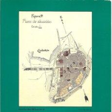 Libros de segunda mano: EVOLUCIÓN URBANA DE JACA. CATÁLOGO. (TEXTO DE ISABEL YESTE NAVARRO. FOTOGRAFÍAS Y PLANOS. 1991). Lote 292026978