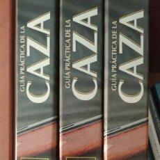 Libros de segunda mano: GUIA PRACTICA DE LA CAZA. RBA EDITORES. Lote 292030738