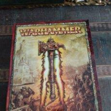 Libros de segunda mano: LIBRO WARHAMMER ( EL JUEGO DE BATALLAS FANTÁSTICAS). Lote 292564183