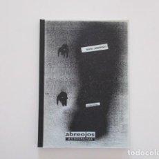 Libros de segunda mano: LIBRO DE ARTISTA DE ANTÓN PATIÑO - MAPA INGRÁVIDO - ABREOJOS MONOGRAFÍAS - 1993 - FERNANDO MILLAN. Lote 293173588