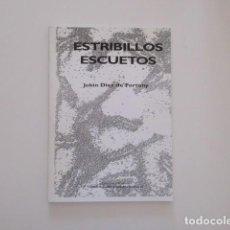 Libros de segunda mano: JOKIN DIEZ DE FORTUNY - ESTRIBILLOS ESCUETOS - POESÍA EXPERIMENTAL PAÍS VASCO - POESÍA N.O.. Lote 293176338