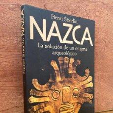 Livros em segunda mão: ¡¡LIQUIDACION!! PEDIDO MINIMO 5 EUROS - NAZCA - HENRI STIERLIN - PLANETA - ILUSTRADO - GCH. Lote 293181538