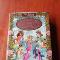 Libros de segunda mano: LIBRO TEA STILTON EL SECRETO DE LAS HADAS DEL LAGO. Lote 293245983