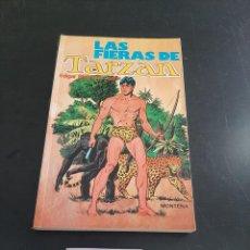 Libros de segunda mano: LAS FIERAS DE TARZAN. Lote 293521928