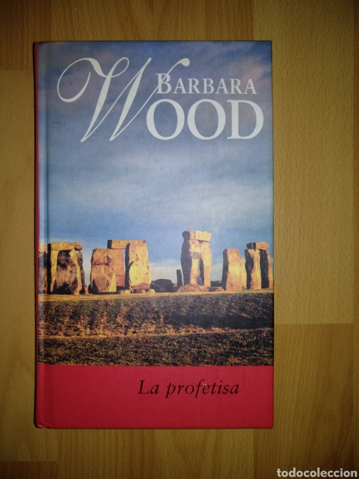 LA PROFETISA. BARBARA WOODY. RBA. C-9 (Libros de Segunda Mano (posteriores a 1936) - Literatura - Otros)