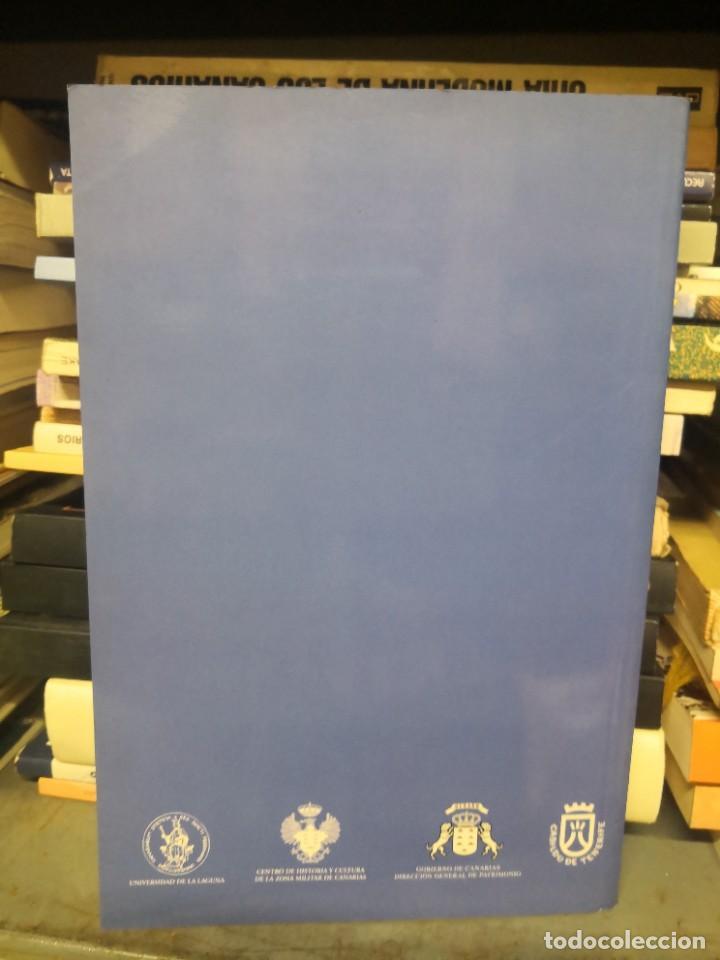 Libros de segunda mano: ACTUACION DE LOS INGENIEROS MILITARES EN CANARIAS. SIGLOS XVI AL XX. TENERIFE. 2001 - Foto 2 - 293543893