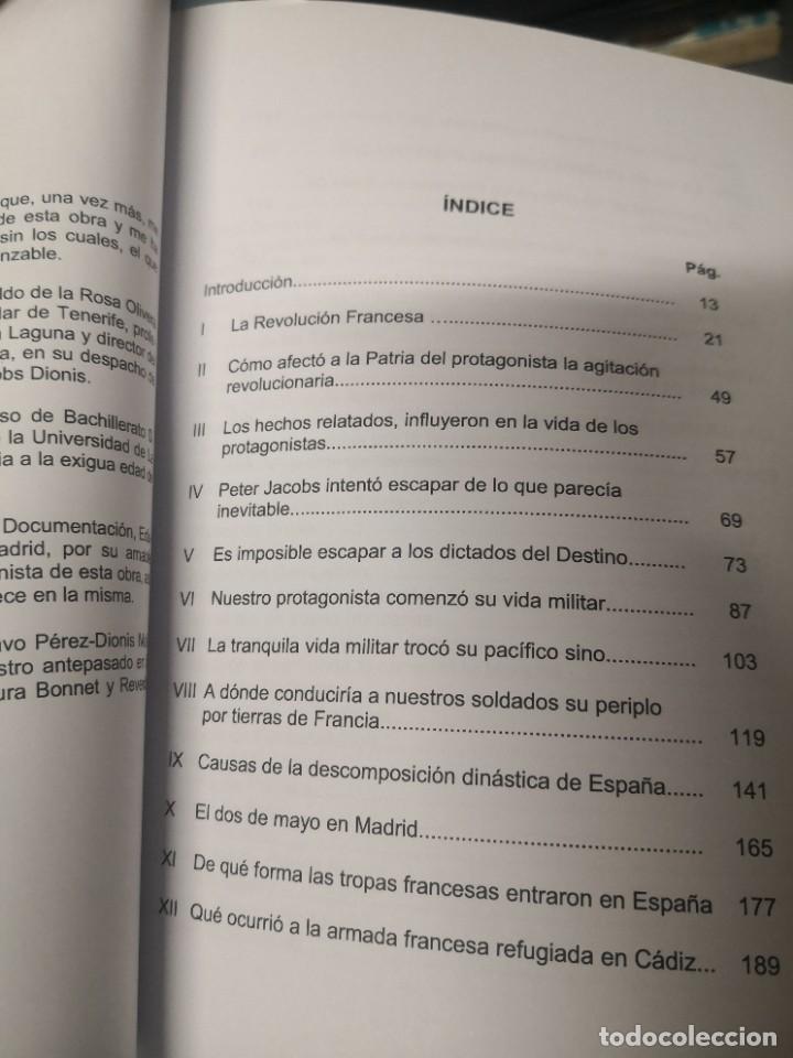 Libros de segunda mano: El exilio atlántico. Historia de un soldado de napoleón en tierras Canarias - Foto 5 - 293544183
