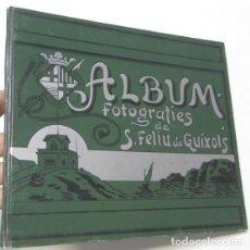 Libros de segunda mano: ÀLBUM FOTOGRAFIES DE SANT FELIU DE GUÍXOLS. Lote 293554308