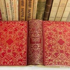 Libros de segunda mano: AÑO 1942 - OBRAS COMPLETAS DE JUAN VALERA TOMO II CRÍTICA LITERARIA ESTUDIOS - AGUILAR LUJO. Lote 293806413