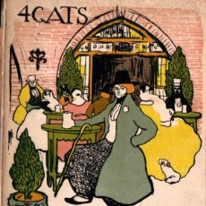 Libros de segunda mano: RAFAEL BENET : QUATRE GATS PRIMER SALÓN REVISTA ( BARNA, 1954). Lote 293926068