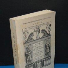 Libros de segunda mano: HISTORIA DE LA CIUDAD DE MERIDA.-BERNABE MORENO DE VARGAS. Lote 293933703