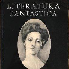 Libros de segunda mano: LITERATURA FANTÁSTICA SIRUELA 1985. Lote 293965013