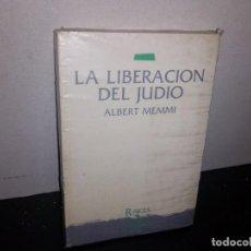 Libros de segunda mano: 39- LA LIBERACIÓN DEL JUDÍO - ALBERT MEMMI. Lote 293983693