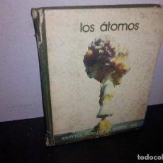 Libros de segunda mano: 39- LOS ÁTOMOS, SALVAT. Lote 293983703