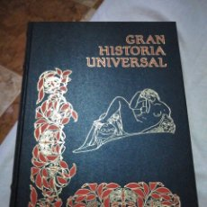 Libros de segunda mano: GRAN HISTORIA UNIVERSAL EN CÓMIC HACIA EL RENACIMIENTO VOLUMEN 7. Lote 294084728