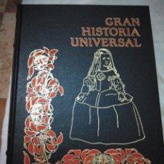 Libros de segunda mano: GRAN HISTORIA UNIVERSAL EN CÓMIC REFORMA Y CONTRARREFORMA VOLUMEN 8. Lote 294085058