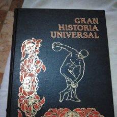 Libros de segunda mano: GRAN HISTORIA UNIVERSAL EN CÓMIC LA CIVILIZACIÓN GRIEGA VOLUMEN 3. Lote 294086383