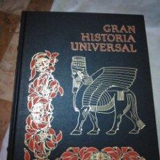 Libros de segunda mano: GRAN HISTORIA UNIVERSAL EN CÓMIC ANTIGUOS IMPERIOS ORIENTALES VOLUMEN 2. Lote 294086683
