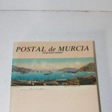 Libros de segunda mano: POSTAL DE MURCIA - CATALOGO DE ARTE Y DOCUEMENTO - JOSE GUILLERMO MERCK LUENGO. Lote 294087128
