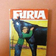 Libros de segunda mano: FURIA EN LOS PIRATAS DEL RIO. EDITORIAL BRUGUERA.. Lote 294170003