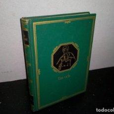Libros de segunda mano: 42- GUY DE MAUPASSANT - UNA VIDA. Lote 294377973