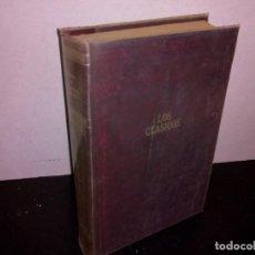 Libros de segunda mano: 42- LA DIVINA COMEDIA, DANTE - LOS CLÁSICOS. Lote 294378183