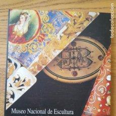 Libros de segunda mano: EXPOSICION. EL LEGADO ECHEVERRIA, MUSEO NACIONAL DE ESCULTURA, MIN, CULTURA, 2001. Lote 294384743