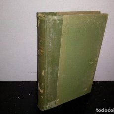 Libros de segunda mano: 42- DON JUAN PRIM Y SU LABOR DIPLOMÁTICA EN MÉXICO - 1928. Lote 294478763