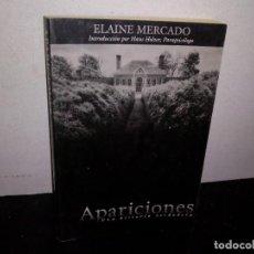 Libros de segunda mano: 36- APARICIONES, UNA HISTORIA VERDADERA - ELAINE MERCADO. Lote 294505453