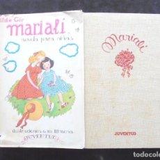 Libros de segunda mano: MARIALÍ ILDE GIR 1947 3A ED. JUVENTUD, MERCEDES LLIMONA ILUSTRACIONES (MERCÈ). Lote 294956053
