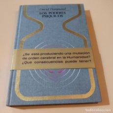 Libros de segunda mano: LOS PODERES SPSIQUICOS. DAVID HAMMOND. 1ª EDICION 1976. PLAZA & JANES. 269 PAGS.. Lote 294978243