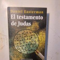 Libros de segunda mano: DANIEL ESTEFAN, EL TESTAMENTO DEJADAS,CÍRCULO DE LECTORES. Lote 295402308