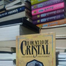 Libros de segunda mano: EL ORÁCULO DE CRISTAL, LEROY MONTANA LINDA WALDRON, ED. PLAZA AND JANES. Lote 295509268