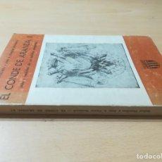 Libros de segunda mano: EL CONDE DE ARANDA II / R OLAECHEA Y A FERRER / MITOR Y REALIDAD / AJ48 ARAGON. Lote 295520013