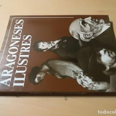 Libros de segunda mano: ARAGONESES ILUSTRES / M BELTRAN, A BELTRAN, G FATAS / / AK91 ARAGON. Lote 295521723