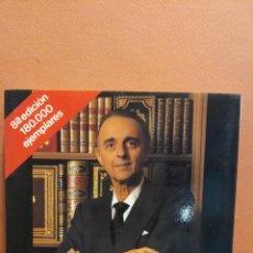 Libros de segunda mano: LA PUERTA DE LA ESPERANZA. JUAN ANTONIO VALLEJO NAGERA. JOSE LUIS OLAIZOLA. EDITORIAL PLANETA. Lote 295622443
