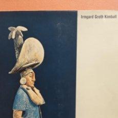 Libros de segunda mano: TERRACOTAS MAYAS. IRMGARD GROTH KIMBALL. EDITORIAL GUSTAVO GILI. Lote 295646208