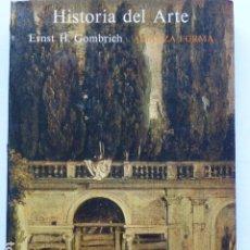 Libros de segunda mano: HISTORIA DEL ARTE. ERNST H. GOMBRICH. (ED. ALIANZA FORMA).. Lote 295737883