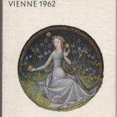 Libros de segunda mano: L'ART EUROPÉENVERS 1400 HUITIÉME EXPOSITION SOUS LES DU CONSEIL DE L'EUROPE. Lote 295790963